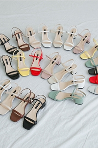 very cozy sandal ver.1(3type)