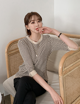 Liner beehive knit C031223