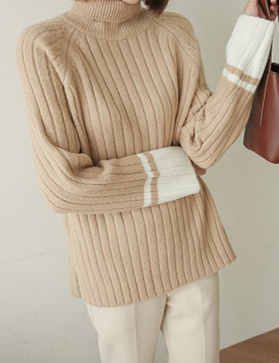 Retail color polar knit C112822